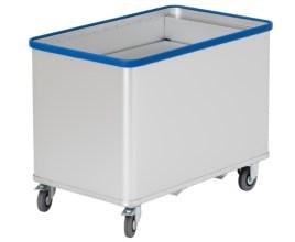 501816 Aluminium Bakwagen,  draagverm. 70kg