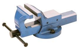 195715 Parallelbankschroef,  bek B 120mm