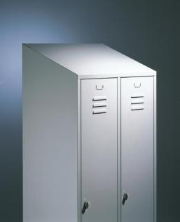 407070 Schuin Opzetdak,  v. garderobekast