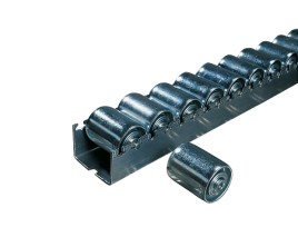 187761 Rollenlijst,  cilinderrol van staal