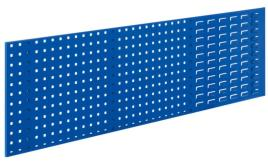 591235 gaten-/sleuvenplaat,  blad HxB 450x1500mm