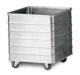 204022 Aluminium Bakwagen,  draagverm. 200kg