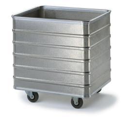 204011 Aluminium Bakwagen,  draagverm. 200kg