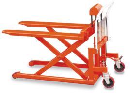 210870 Mobiele Schaarheftafel,  draagverm. 500kg