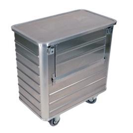 524633 Aluminium Bakwagen,  draagverm. 300kg