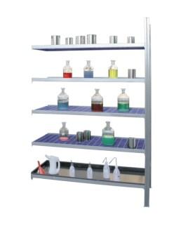 200536 Stelling Voor Gevaarlijke Stoffen,  v. aquatox./agressieve stoffen
