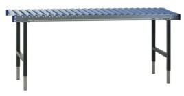 520913 Rollenbaantafel,  HxBxD 690-960x1955x640mm
