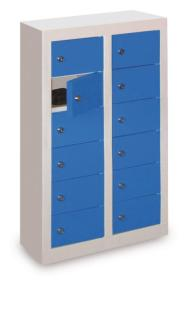 138606 lockerkast,  HxBxD 815x460x200mm