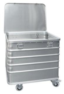 524625 Aluminium Bakwagen,  draagverm. 200kg