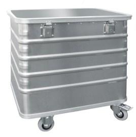 524626 Aluminium Bakwagen,  draagverm. 200kg