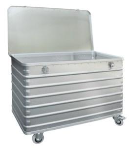 524628 Aluminium Bakwagen,  draagverm. 250kg