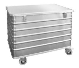 524622 Aluminium Bakwagen,  draagverm. 250kg