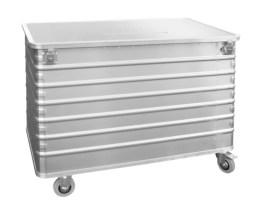 524623 Aluminium Bakwagen,  draagverm. 250kg