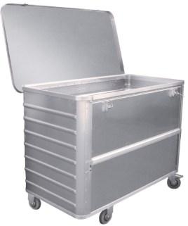 524636 Aluminium Bakwagen,  draagverm. 250kg