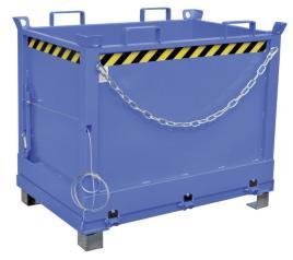 139845 Klapbodemcontainer,  HxLxB 845x840x1245mm