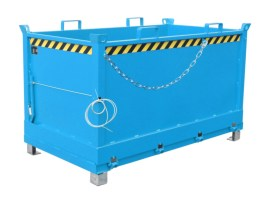 139858 Klapbodemcontainer,  HxLxB 1045x1040x1845mm