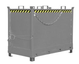 139863 Klapbodemcontainer,  HxLxB 1445x1040x1845mm