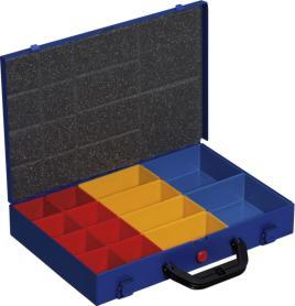 141361 Assortimentskoffer,  HxBxD 65x335x250mm