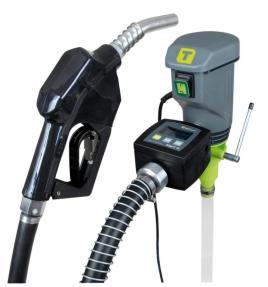 141864 Elektrovatpompset,  v. diesel/stookolie/antivriesmiddel