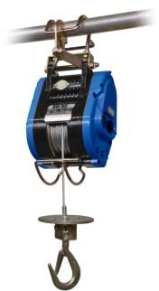 149473 Elektrische Bouwkabellier,  trekbel. 160kg