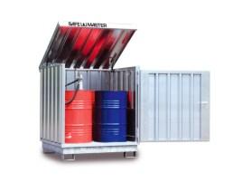 102383 Container Voor Gevaarlijke Stoffen,  v. aquatox./brandbare stoffen