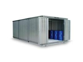 102547 Container Voor Gevaarlijke Stoffen,  v. aquatox. stoffen