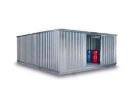 102549 Container Voor Gevaarlijke Stoffen,  v. aquatox. stoffen