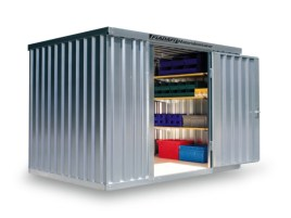 101342 Materiaalcontainer,  HxBxD 2160x3020x2170mm
