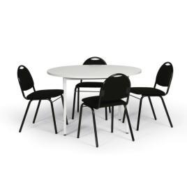 183594 Vergadermeubilair,  4 stoelen