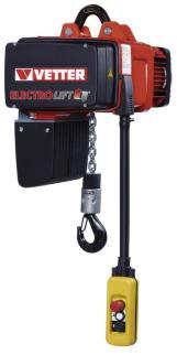 213795 Elektrische Kettingtakel,  draagverm. 125 kg