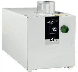 213130 Ventilatie-Element,  v. kast voor gevaarlijke stoffen