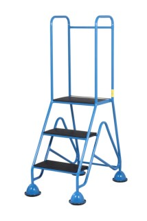 222306 Platformladder,  bordes HxBxD 750x400x300mm