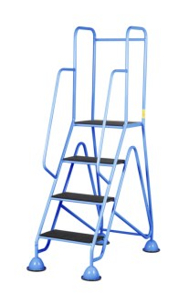 222307 Platformladder,  bordes HxBxD 1000x400x300mm