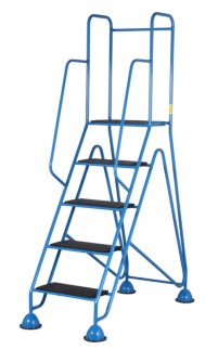 222309 Platformladder,  bordes HxBxD 1250x450x300mm