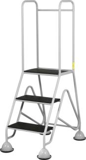 222311 Platformladder,  bordes HxBxD 750x400x300mm