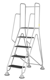 222313 Platformladder,  bordes HxBxD 1250x450x300mm