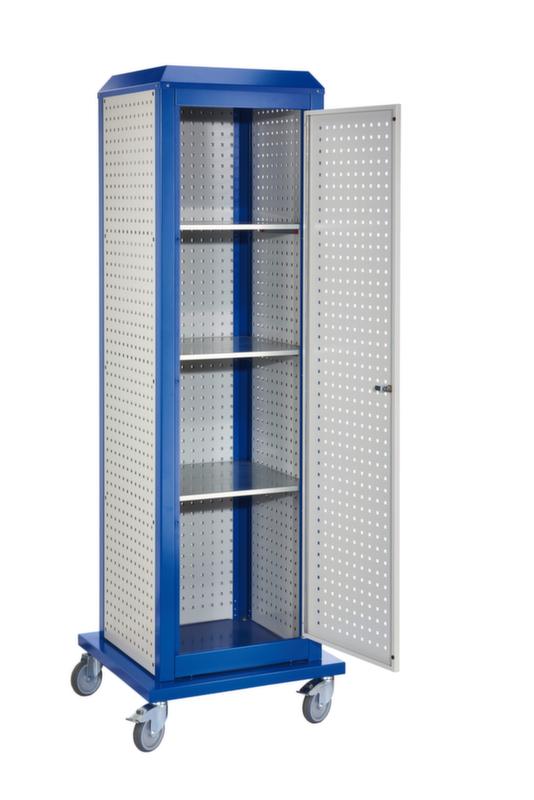 222912 Tool-Tower Gereedschapswagen,  HxBxD 2175x700x700mm 2