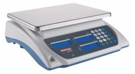 157933 Cijferweegschaal,  platform BxD 280x220mm