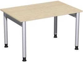 145158 in hoogte verstelbaar bureau,  HxBxD 680-800x1200x800mm