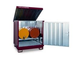 102408 Container Voor Gevaarlijke Stoffen,  v. aquatox./brandbare stoffen