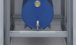 144722 Roosterlegbord,  v. kast voor gevaarlijke stoffen