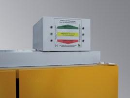 149136 Opzetadapter V. Ventilatiesysteem M. Filter,  v. kast voor gevaarlijke stoffen