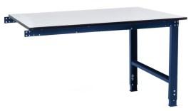 391495 aanbouwelement voor montagetafel,  HxBxD 770-870x1000x600mm