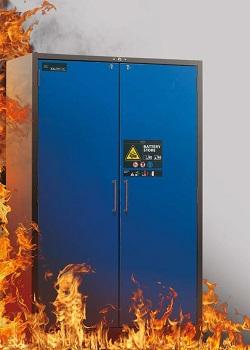brandbeveiliging van buiten naar binnen