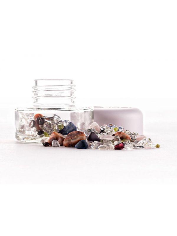 inu crystal jar 7 chakras