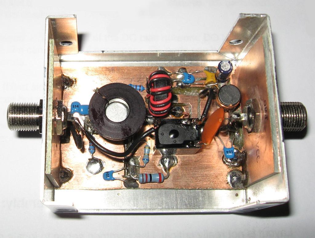 Amplificatore Rf Hf
