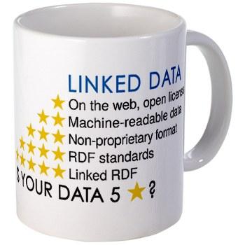 Les 5 étoiles du linked data