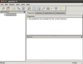 pgadmin3 ubuntu