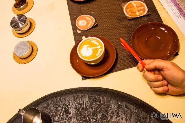 latte art cup zagreb quahwa