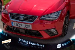 seat driving experience seat ibiza fr inside front sensor